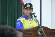 Uu Ruzhanul Memotivasi Kontingen Jabar Cabor Balap Motor