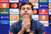 Kursi Panas Pochettino dan Meluruskan Perdebatan Wajah Cemberut Messi