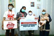 SiCepat Ekspres Berikan Beasiswa Pendidikan kepada Anak Almarhum Sapri Pantun