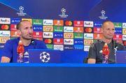 Liga Champions Juventus vs Chelsea: Dilema Allegri Pilih Formasi Mumpuni