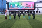 KSAD Andika Perkasa Pimpin Sertijab Empat Pejabat TNI AD