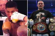 Usyk Korbankan Duel Unifikasi Lawan Tyson Fury demi Hajar Joshua
