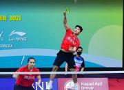 Hasil Piala Sudirman 2021: Habisi Denmark, Praveen/Melati Pastikan Indonesia Juara Grup C
