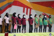 Panjat Tebing NTB Raih Medali Emas Pertama di PON Papua 2021