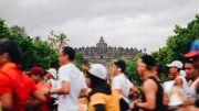 Borobudur Marathon 2021 Digelar Bulan Depan, Runner Siap Obati Rindu