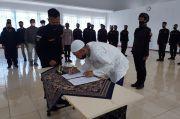 Basri alias Bagong Napiter Kelompok Poso Ucapkan Sumpah Setia kepada NKRI