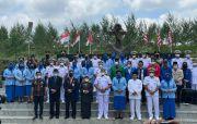 HUT TNI Ke-76, KSAL Pimpin Ziarah Pahlawan Angkatan Laut di TMP Kalibakung