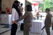 Viral Satpol PP Sentuh Bagian Sensitif Wanita saat Tes Calon ASN di Depok