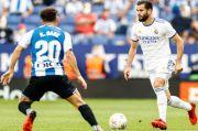 Liga Spanyol: Dibungkam Espanyol, Penampilan Terburuk Real Madrid Musim Ini