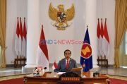 TNI di Perbatasan Indonesia-Malaysia Laporkan 460 Kasus ke Jokowi