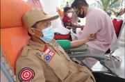 Stok Darah Menipis, PMI Ajak ASN di Serang Donor Darah