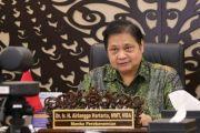 Menko Airlangga: Penanganan Covid-19 di Indonesia Diakui Dunia