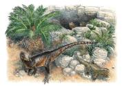 Bukan T-Rex, Dinosaurus Pemakan Daging Tertua Ini Dijuluki Si Kepala Naga