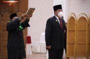 Irjen Pol Sutanto Resmi Menjabat Wakil Kepala BSSN