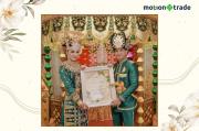 Sah! Saham Jadi Mahar Pernikahan Nasabah MNC Sekuritas, Bukti Cinta Kasih Pasangan