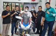Anak Sultan Kemayoran Dapat Hadiah Motor Adventure Honda Rp720 Juta