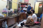 Bernyali Besar, 2 Remaja Sukabumi Bawa Celurit dan Corat-Coret Kompleks Lemdik Polri