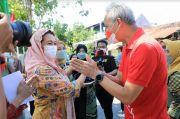 Ganjar dan Yenny Wahid Luncurkan Pilar Perdamaian di Solo