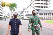 Mensesneg Temui Jenderal Andika Perkasa, Terkait Pergantian Panglima TNI?