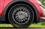 Michelin Produksi Ban yang Bisa Bikin Tukang Tambal Gulung Tikar