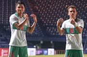 Lolos ke Play-off Kualifikasi Piala Asia 2023, Egy Maulana: Terima Kasih Dukungannya!