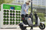 Gogoro Tawarkan Teknologi Pertukaran Baterai untuk Skuter Listrik