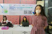 MNC Peduli Gelar Vaksinasi Dosis Kedua, Jessica Tanoesoedibjo Tekankan Pentingnya Vaksin