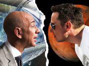 Salip Jeff Bezos, Harta Elon Musk Tembus Rp3,1 Kuadriliun