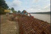 BBPJN Sumsel Kebut Perbaiki Jalan Longsor di Muba
