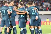 Hasil Kualifikasi Piala Dunia 2022 Zona CONMEBOL, Argentina vs Peru: Martinez Jadi Pembeda