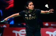 Hasil Perempat Final Piala Uber 2020: Gregoria Kalah, Indonesia Tertinggal 0-1