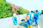 Mayat Wanita Dibuang di Tol Sedyatmo, Diduga Pelaku Sopir Taksi Online