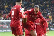 Liga Champions 2021/2022 Atletico vs Liverpool, Van Dijk: Luka Jadi Motivasi!