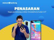 Cek di Sini, MotionBanking dari MNC Bank (BABP) Umumkan Ribuan Pemenang Smartphone!