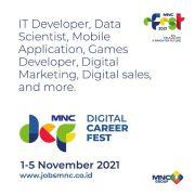 Job Seekers, Cek Bursa Ratusan Lowongan Kerja MNC Group Digital Career Fest 1-5 November di Sini!