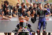 Jelang MotoGP Emilia Romagna, Quartararo Enggak Fokus pada Gelar Juara Dunia