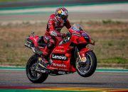 Hasil FP 2 MotoGP Emilia Romagna 2021: Jack Miller Tercepat, Marquez Terlempar dari 10 Besar