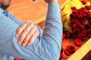 Gejala Kolesterol Tinggi, Sensasi Tidak Biasa di Lengan, Dada dan Nafas