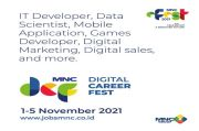 Cek di Sini, Bursa Ratusan Lowongan Kerja MNC Group Digital Career Fest 1-5 November 2021!