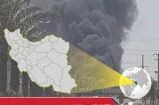 Insiden Misterius di Iran Berlanjut, 7 Kapal Dekat PLTN Terbakar