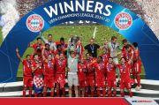 Pecundangi PSG, Bayern Muenchen Raih Gelar Liga Champions