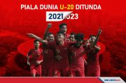 Pandemi Belum berakhir, FIFA Tunda Piala Dunia U-20 2021 Indonesia