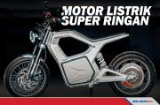 Motor Listrik Super Ringan Sondors Metacycle