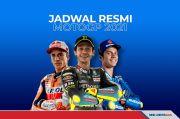 Jadwal MotoGP 2021, Status Sirkuit Mandalika Masih Cadangan