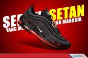 Mengandung Darah Manusia, Nike Menggugat Sepatu Setan MSCHF