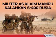 AS Klaim Kalahkan S-400 Rusia dalam Latihan Perang Besar-besaran