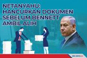 Netanyahu: Hancurkan Dokumen sebelum Bennett Ambil Alih