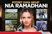 Mahal dan Mewah, Berikut Potret Gaya Hidup Nia Ramadhani