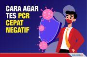 Simak, Ini Cara Agar Tes PCR Cepat Negatif Menurut Dokter