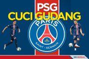 Finansial Fair Play di Angka Defisit, PSG Siap Obral Lima Pemain